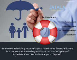 protect our loved ones image for Life Insurance