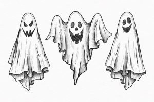 image of ghosts