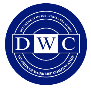CA Department of Workers Compensation logo