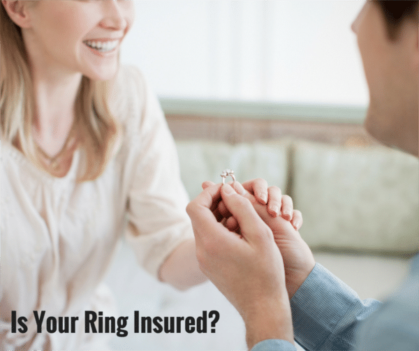 Insure your ring